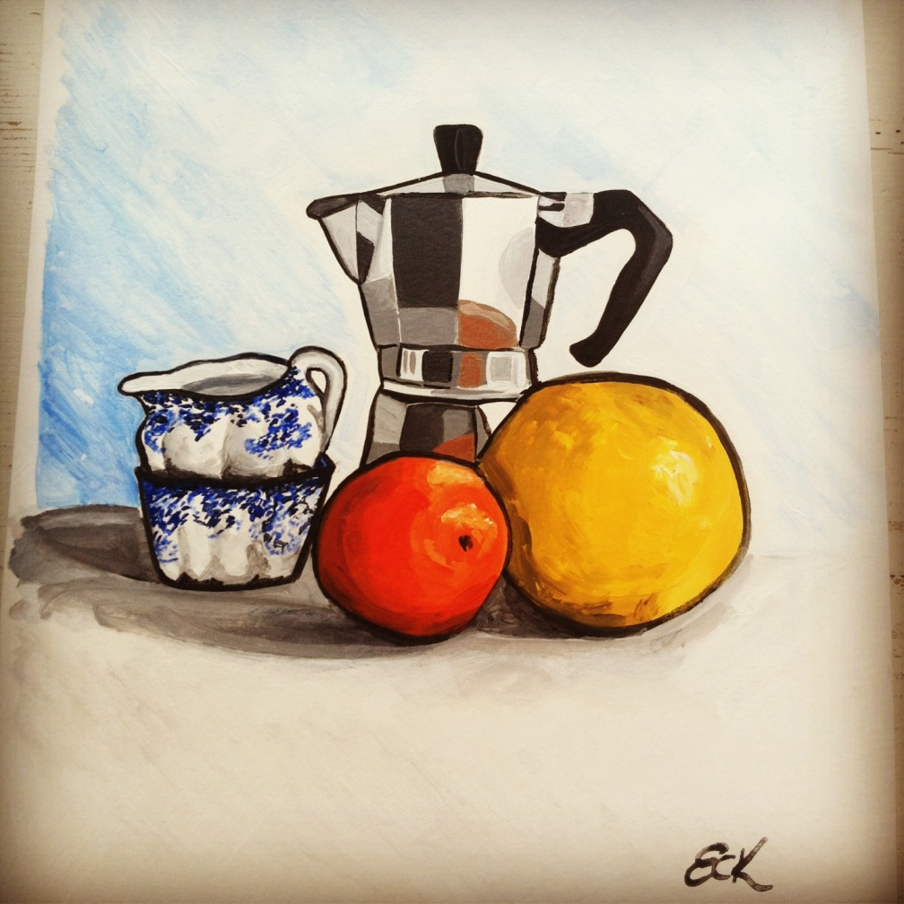 Citrus and Espresso