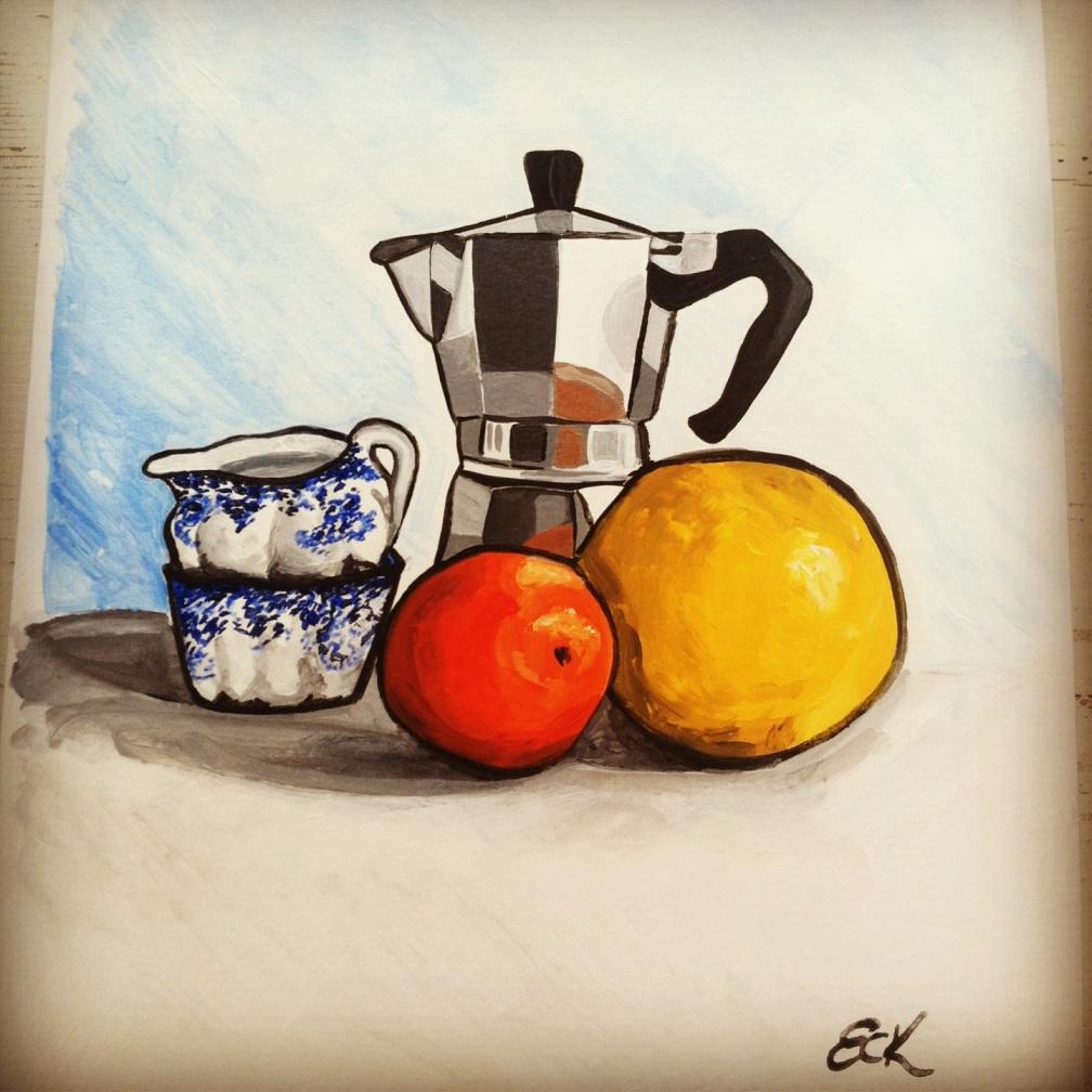 Citrus and Espresso